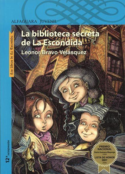 La biblioteca secreta de la escondida